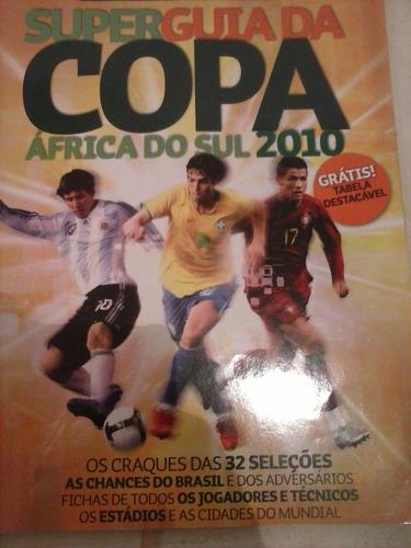 lote  revistas da copa do mundo
