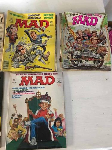 lote revistas mad