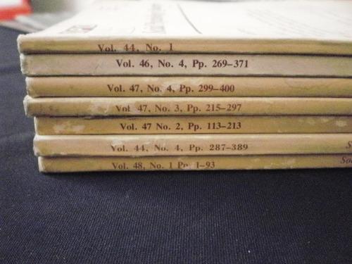 lote revistas social psychology