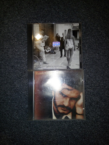 lote ricardo arjona 2 cds