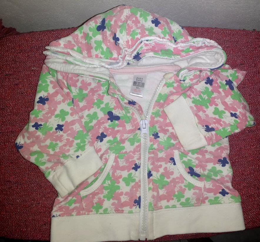 Lote Ropa Beba Zara Baby Importado - Vestido Campera Camisas -   399 ... f6747b84dd61