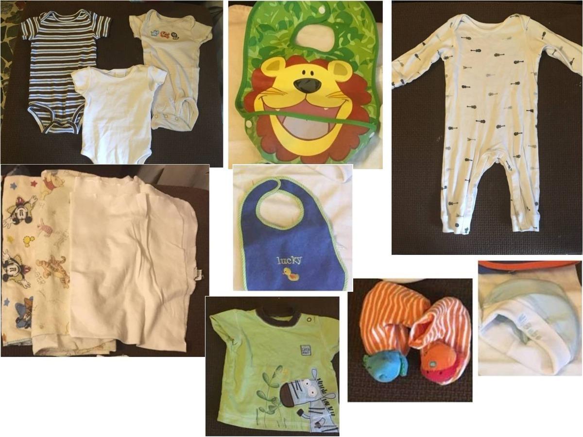 lote ropa bebe niño 0 a 6 meses 12 pzas excelente estado. Cargando zoom. 80b02780fd9