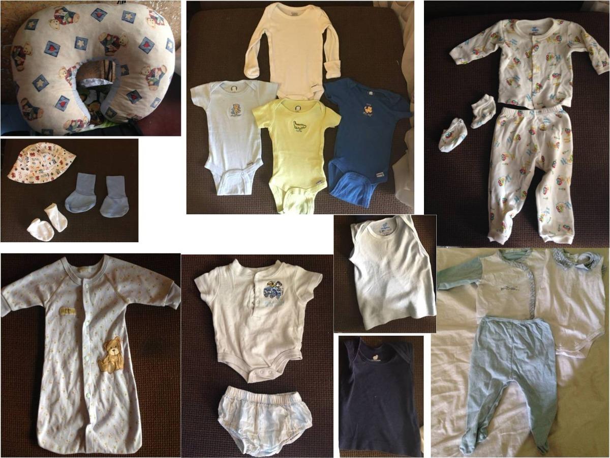17100b9dc Lote Ropa De Bebe Niño 0 A 3 Meses 19 Piezas Poco Uso - Bs. 40,00 en  Mercado Libre