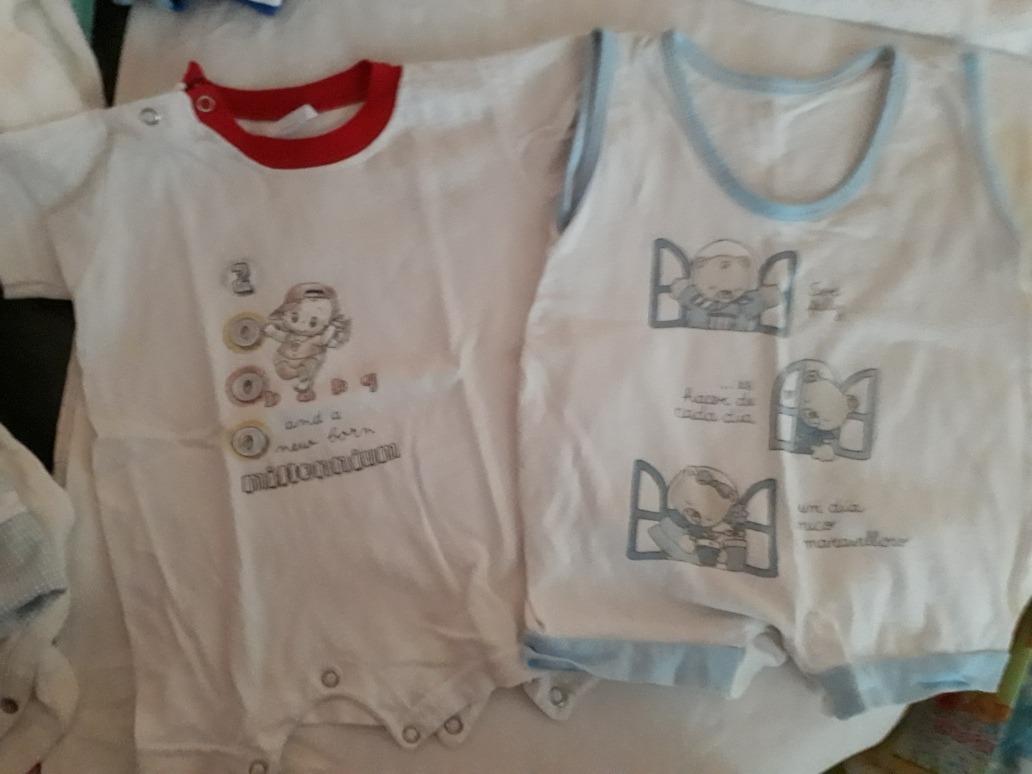 lote ropa de bebe talles de 0 a 6 meses. Cargando zoom. 2748b4acf88