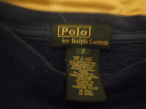lote ropa deportiva  7/8 años columbia polo ralph lauren