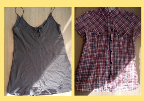 lote ropa mujer y hombre