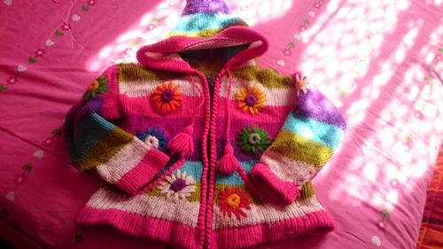 lote ropa niña talla 6 años invierno