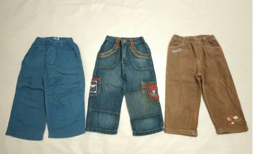 lote roupa menino 2 anos camisetas manga curta e calças