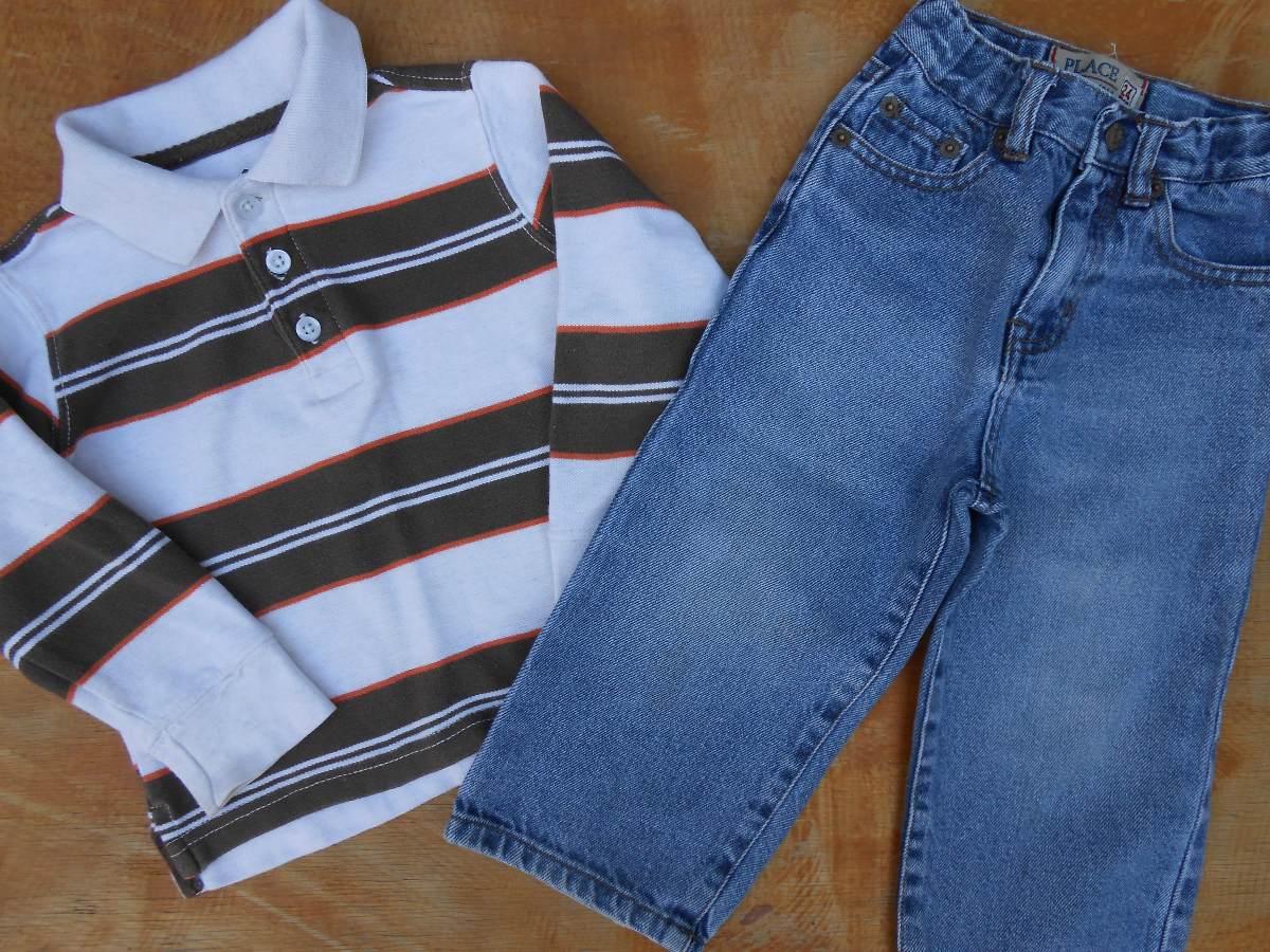 d3fb68ae62 lote roupas importadas calça jeans camisetas menino 2 anos. Carregando zoom.