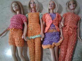 5cd76d2401dc Bonecos De Croche - Acessórios para Bonecas no Mercado Livre Brasil