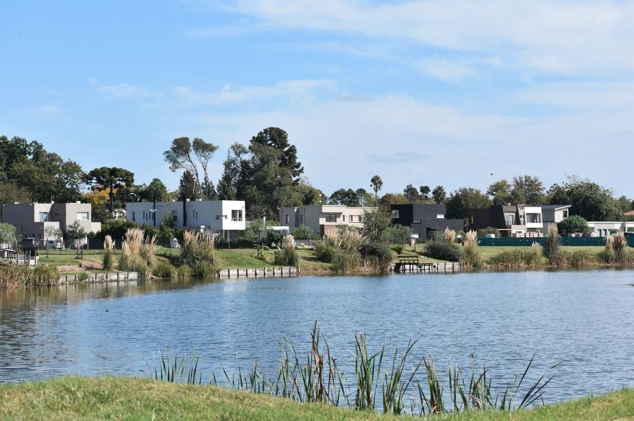 lote san matias area 5 a la laguna, excelente espejo de agua