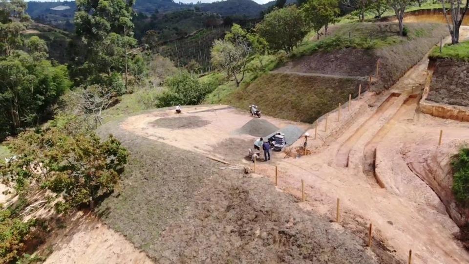 lote san vicente, semiurbano,  agua y licencia construcción