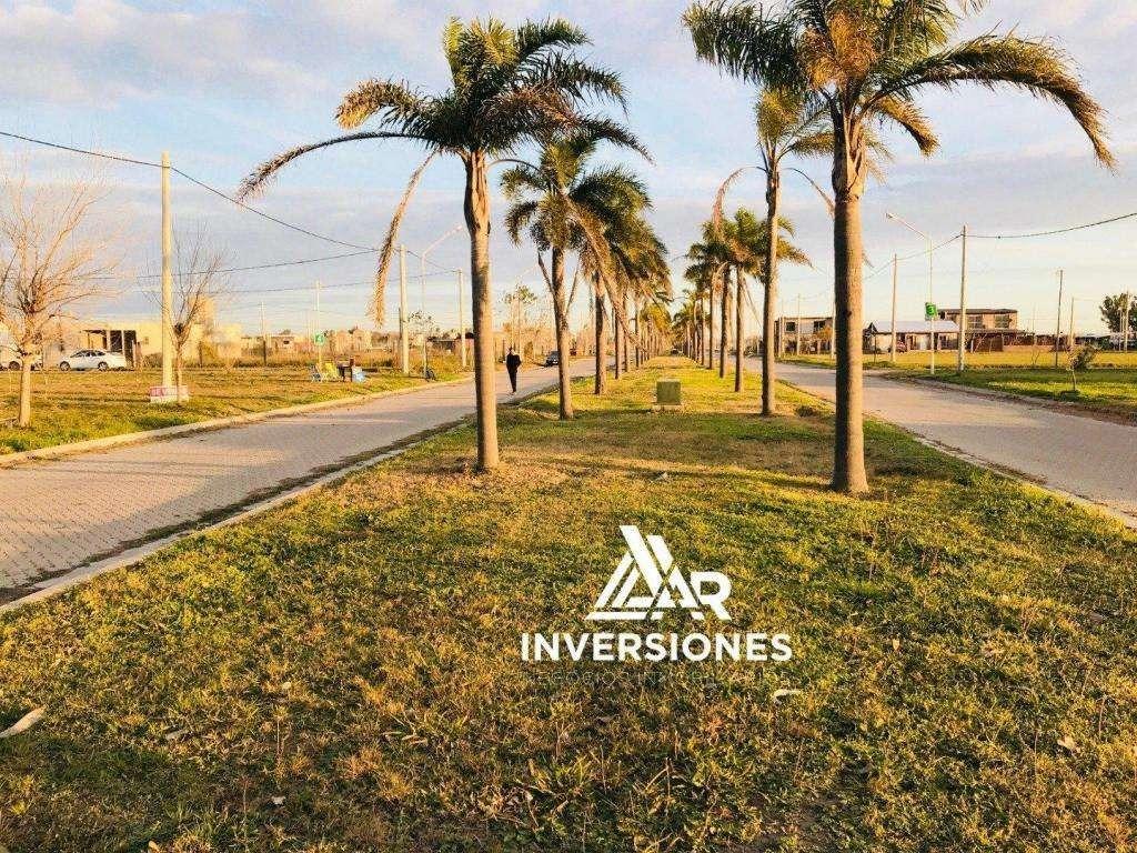 lote sobre avenida con habilitacion comercial - escriturado / tierra de sueños puerto