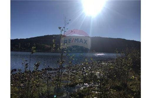 lote sobre costa de lago nahuel huapi