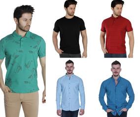 a8acbafe2 Venta De Ropa Importada Por Mayor - Camisas, Polos y Blusas Hombre ...
