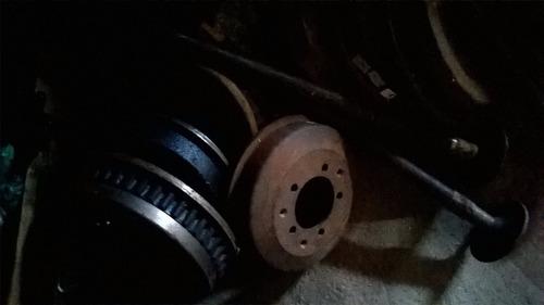 lote tambor  de freio  pickup antigas e jeep e  ford e opala