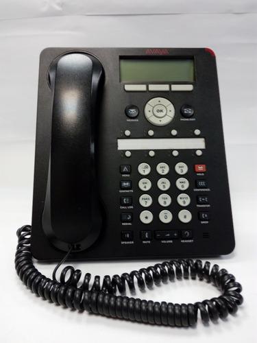 lote telefonos ip avaya 1608 poe