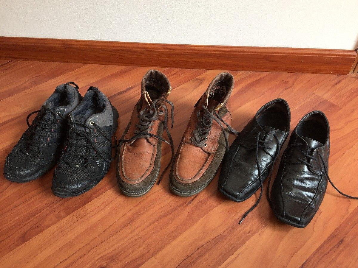 Calle Lote Botas Usados Tenis Adidas Zapatos Formal Arturo TTqg6X