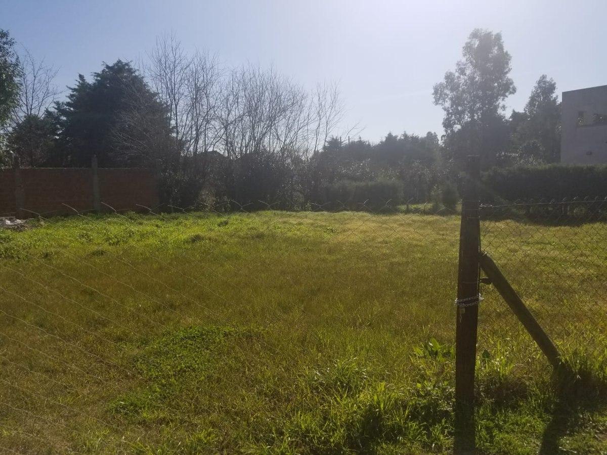 lote terreno 271 m2 en ezeiza condominio rincón de canning