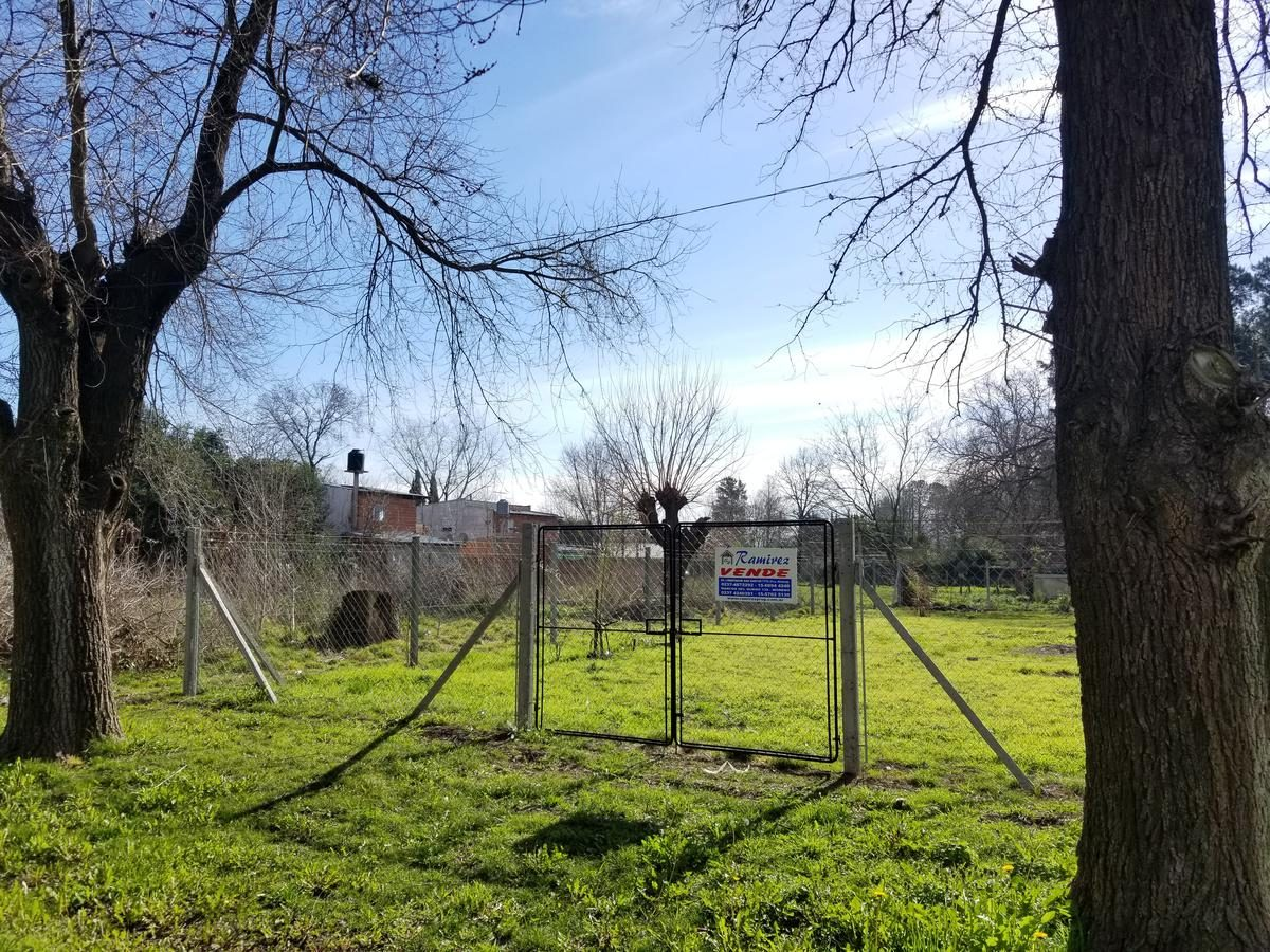 lote terreno 540 m2 - francisco alvarez, moreno *vendido*