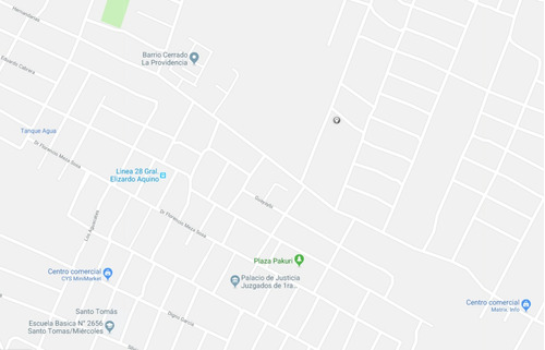 lote terreno a metros nuevo ruta zona palacio justicia luque