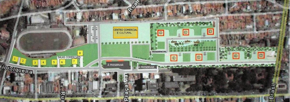 lote terreno - areas para incorporações e loteamentos - campinas - sp - guanabara - te007