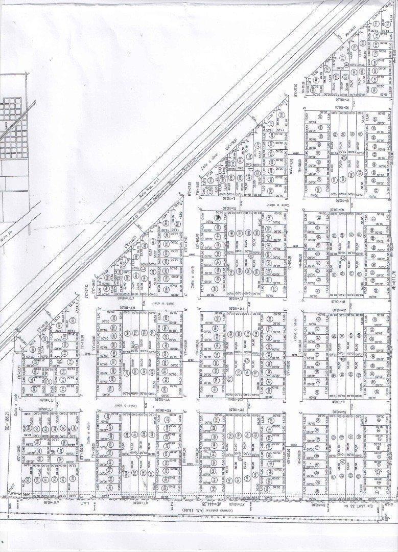 lote terreno de 500 m2 en timbues loteo don ferruccio - lote escriturado