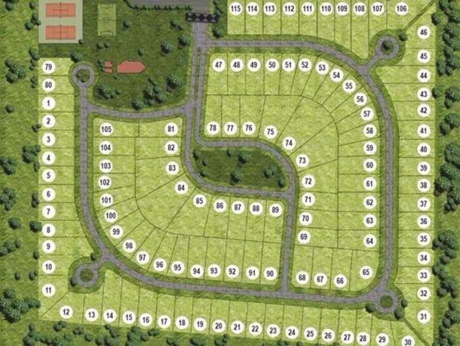 lote terreno en barrio la reserva de hudson 438m2 cod 18