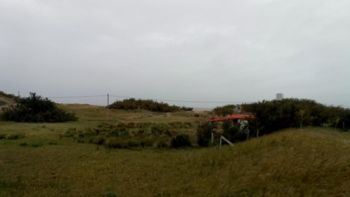 lote terreno en san clemente del tuyu en playa grande