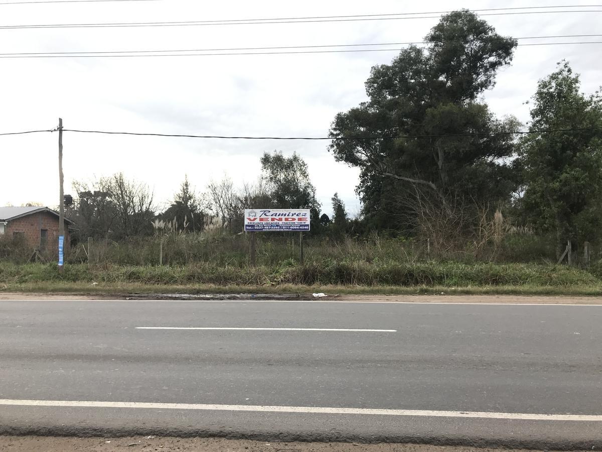 lote terreno en venta 1625 m2 - general rodriguez