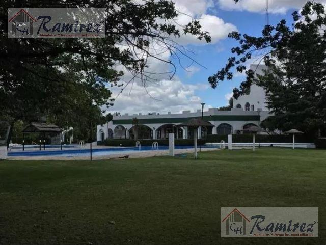 lote terreno en venta 375 m2 - las brisas country club, zelaya, pilar