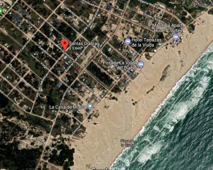 lote terreno en venta, punta del diablo rocha uruguay