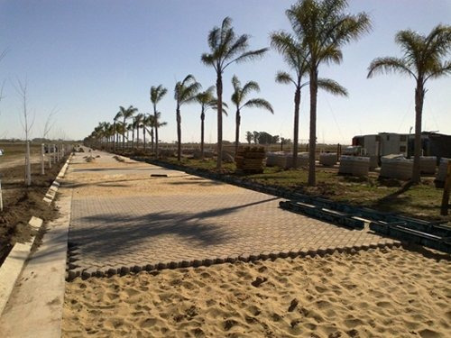 lote terreno-sobre boulevard con habilitacion comercial // tierra de sueños puerto general san martin