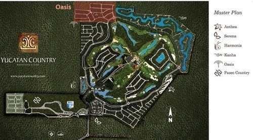 lote ubicado en esquina en oasis, en el country club