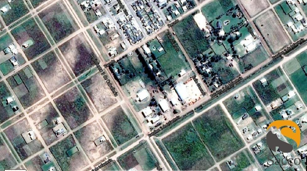lote ubicado en sector sur de la ciudad de trenque lauquen