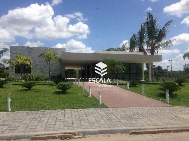 lote à venda no cond. jardins do lago, no eusébio. 339,00m2. - te0200