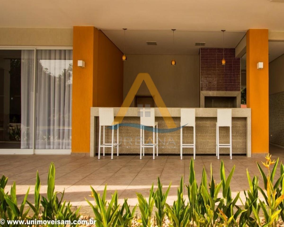lote à venda no empreendimento alphaville manaus 3,  com área de 490 m², ponta negra, manaus. - tealpha301 - 2892046