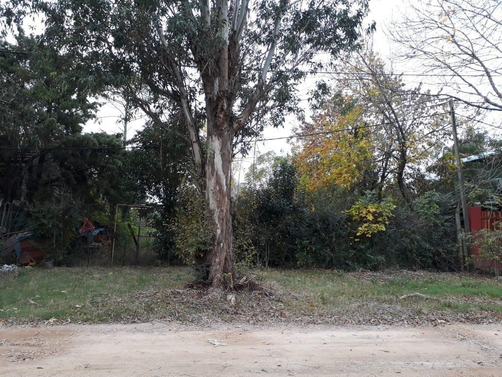 lote vende calle 11 y 68  villa del plats punta lara
