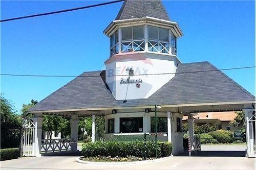 lote - venta - barrio cerrado la martinica - pilar
