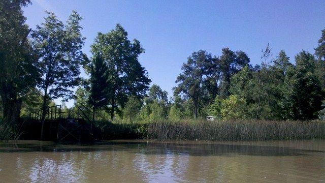 lote venta delta tigre - canal arana - cacique arana