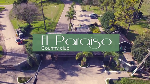 lote venta el paraiso country club - escriturado- pro365
