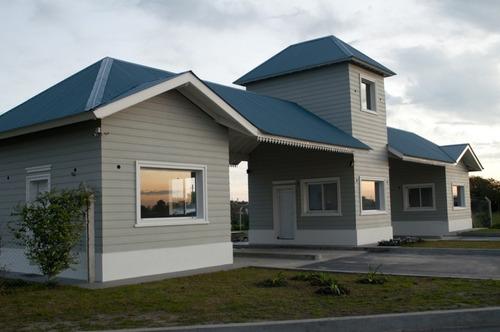 lote venta en  barrio privado laguna azul- apto credito