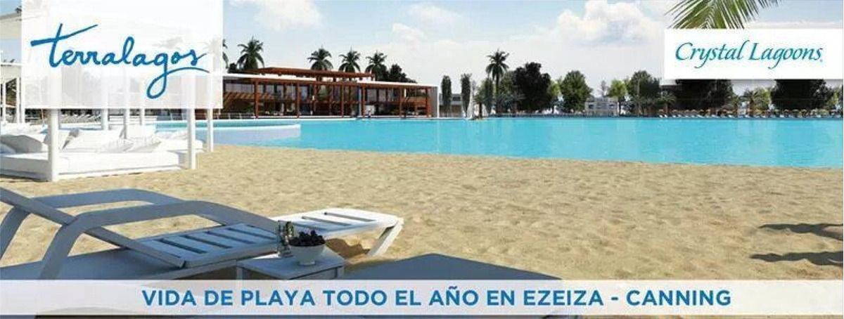 lote venta en barrio terralagos-sector plaza- a la laguna