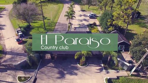 lote venta gurnica  el paraiso country club * escriturado