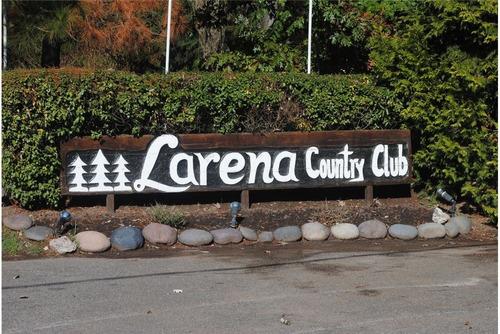 lote venta larena country club, oportunidad