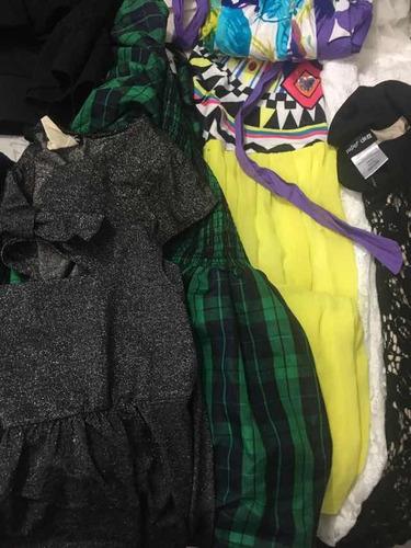 afa69b814 Lote Vestidos Niña 10-12años - $ 500.00 en Mercado Libre