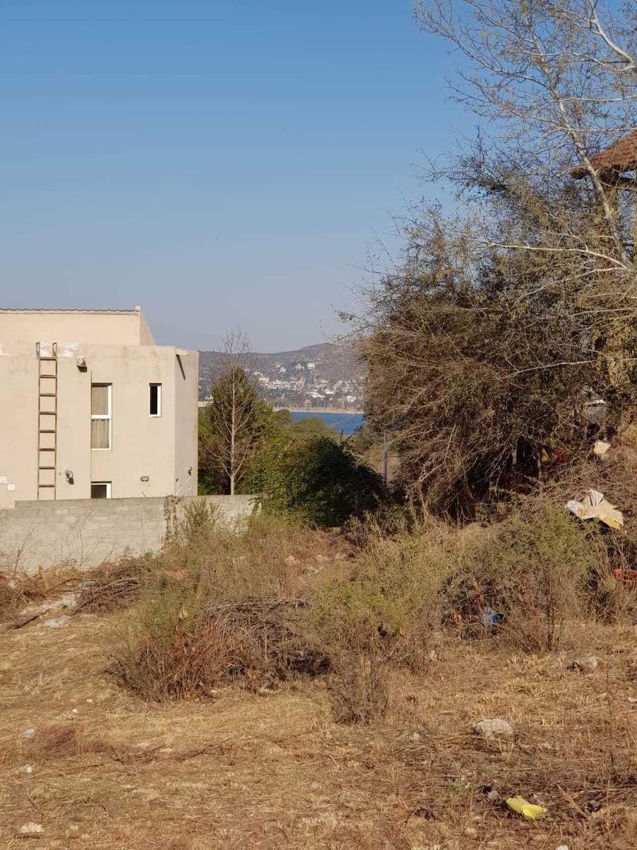 lote villa del lago carlos paz
