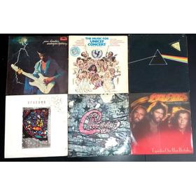 Lote Vinilos Rock Beatles Etc Precio X Unidad-consulte Stock