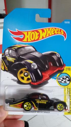 lote vw - 3 kombi + 3 fusca + 2 golf - 1/64 - hot wheels