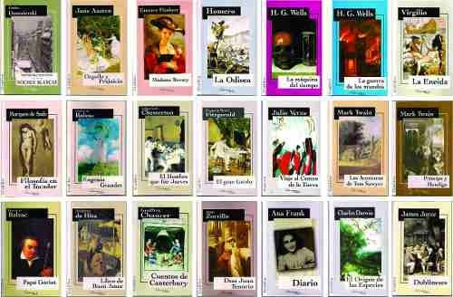 lote x 10 libros armá tu combo! quiroga lovecraft stevenson